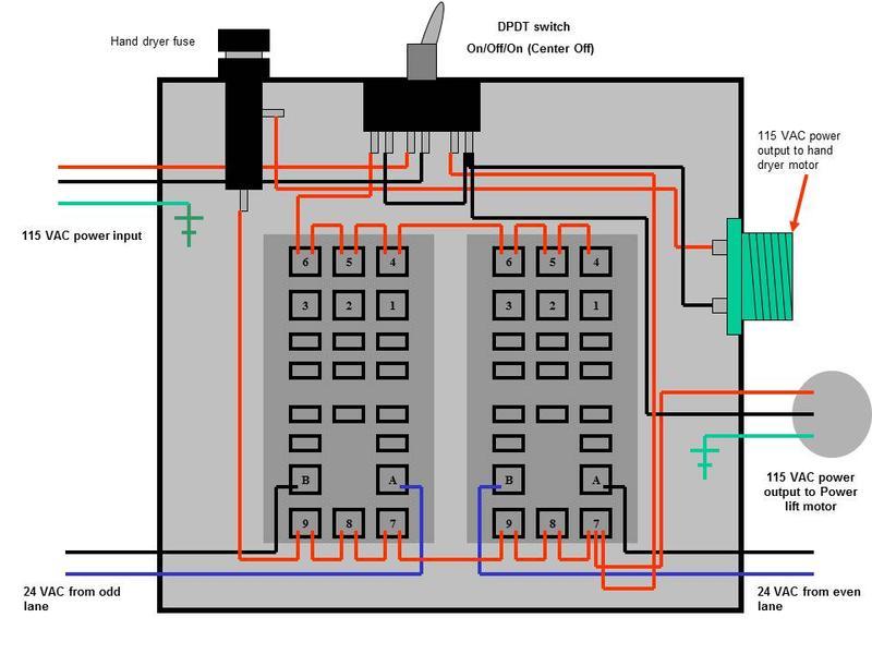 power lift box wiring diagram bowl tech